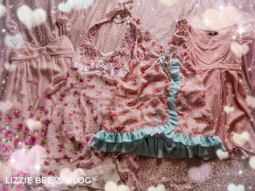 Hime Gyaru dresses