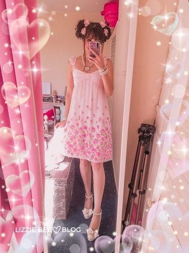 Summer Hime Gyaru Outfit