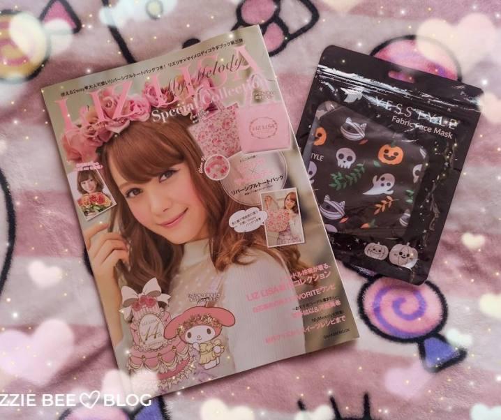Lovely gift from Risa (*♡∀♡)