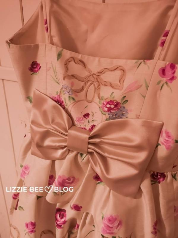 Finally, a JD dress that fits!