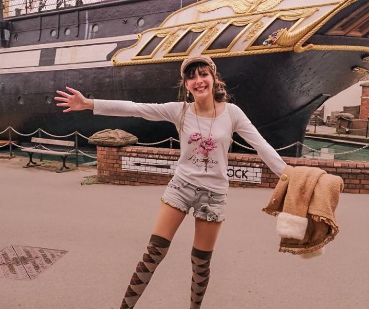 Lil date in Bristol (っ˘з(˘⌣˘ ) ♡ SS Great Britain!