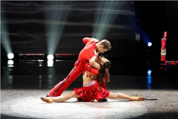 Matt and Audrey dance on SYTYCD Season 9 Top 16