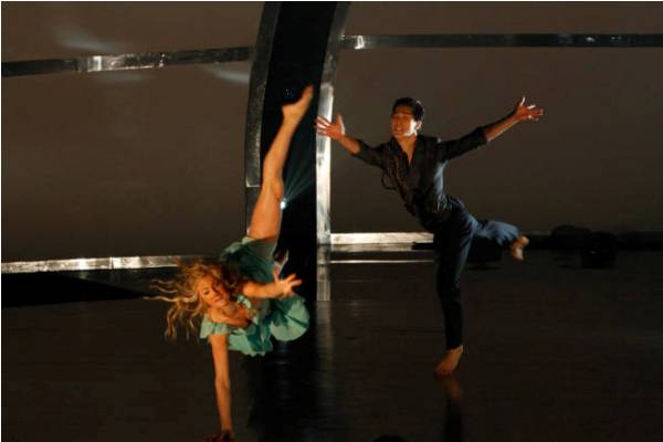 Lindsay Arnold and Cole Horibe of SYTYCD Season 9 Top 16