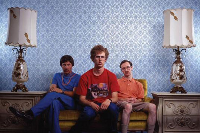 Napolean Dynamite is living the American Dream.