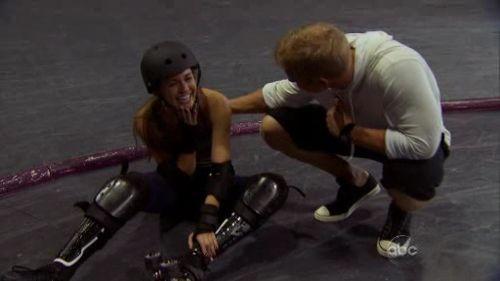 The Bachelor Roller Derby