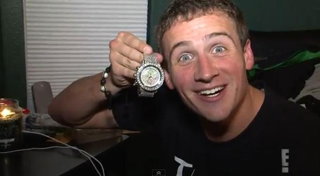 Olympic Swimmer Ryan Lochte and the best & worst of What Would Ryan Lochte Do? on E! Episode 1