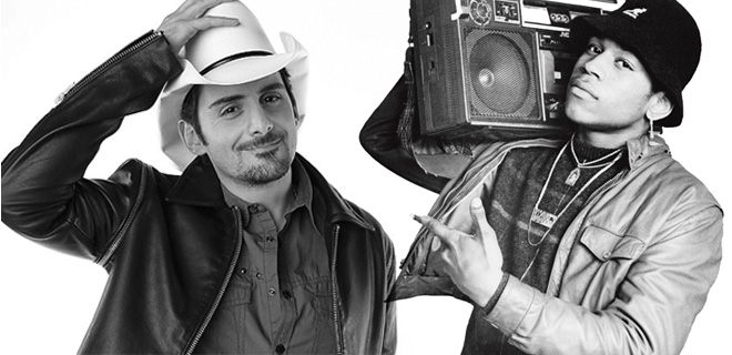 Brad Paisley's Accidental Racist song with LL Cool J is horrible.