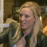 Megan Ryan Lochte's date on WWRLD.