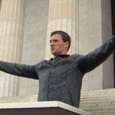 Ryan Lochte is running for president in Washington, D.C. on WWRLD.