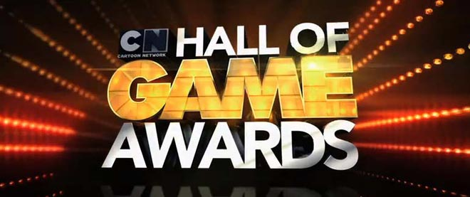Hall of Game Awards Ryan Lochte.