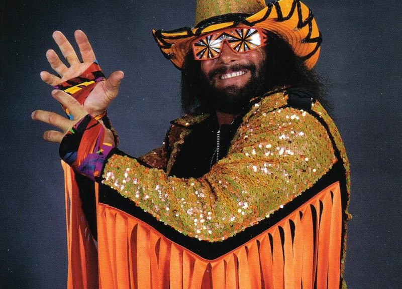 Macho Man Randy Savage in TGIF GIFs of the Week.