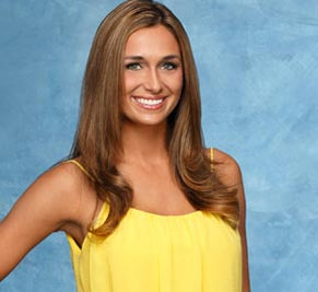 Lacy is on the 18th Season of ABC's The Bachelor with Juan Pablo.