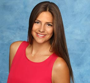 Lucy is on the 18th Season of ABC's The Bachelor with Juan Pablo.