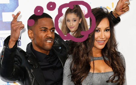 big-sean-naya-rivera-arianne-grande