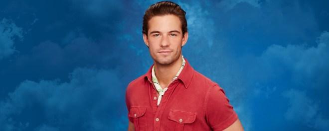 Bachelorette JoJo Fletcher contestant Nick S.