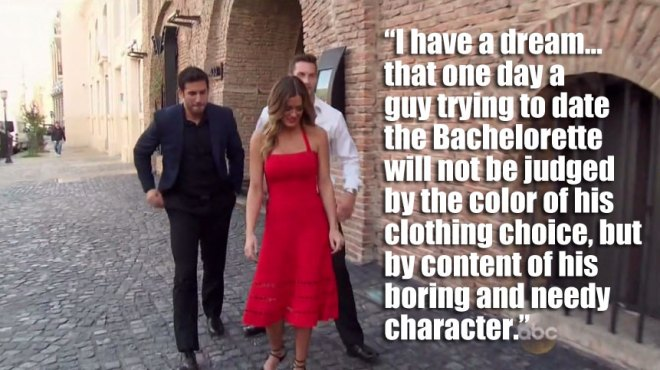 Derek and Chase take JoJo to learn the tango for their date in Argentina on the Bachelorette.