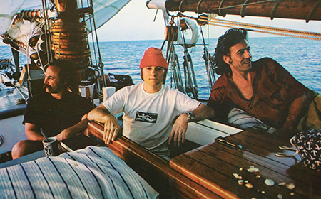 """Shadow Captian"" by Crosby, Stills and Nash is in the top 100 yacht rock songs of all time."