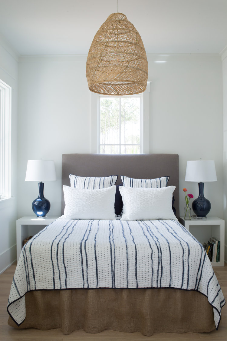 Modern Farmhouse Coastal Cottage Decorating Ideas Hello Lovely