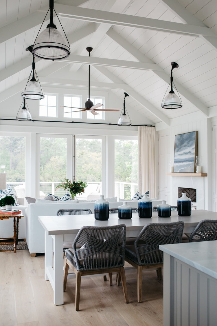 Modern Farmhouse Style Meets Coastal Cottage Decorating ...