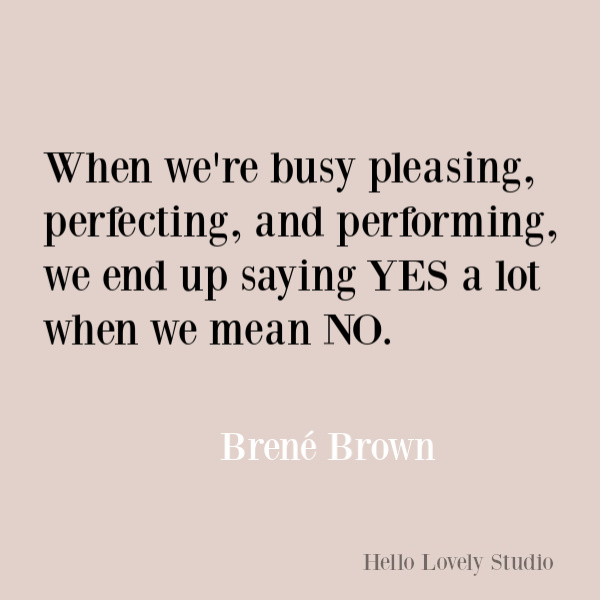 Brené Brown Quotes: Courage, Empathy & Vulnerability - Hello Lovely