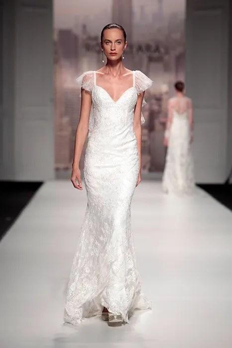 Barcelona Bridal Week Rosa Clara Wedding Dresses