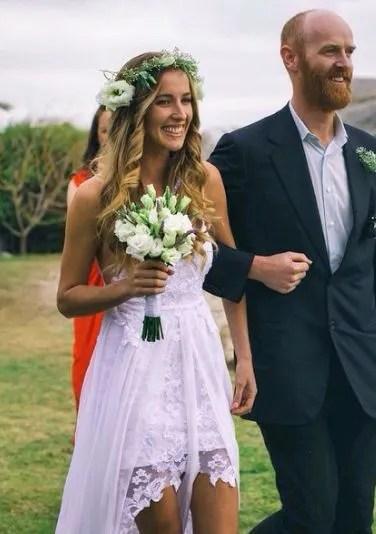 Sarah Fergusons Niece Marries In South Africa