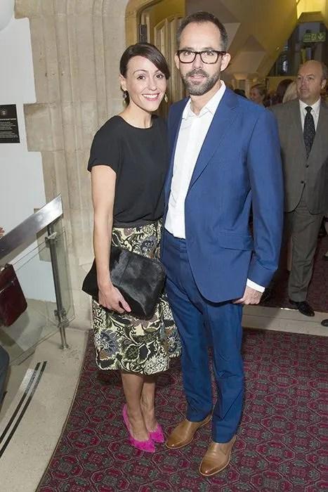 Suranne Jones Marries Laurence Akers HELLO