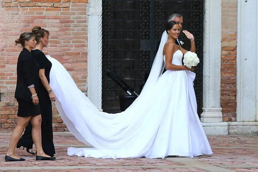 Image result for ana ivanovic wedding