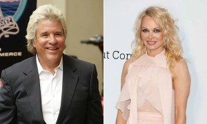Pamela Anderson marries A Star is Born producer Jon Peters in secret 5th wedding