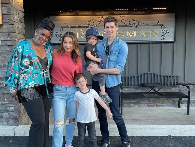 Ginger Zee family