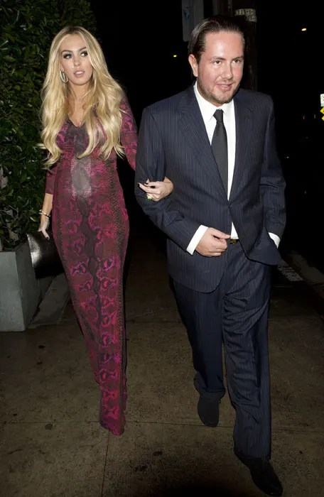 Baby Announcement Petra Ecclestone Gives Birth To Her