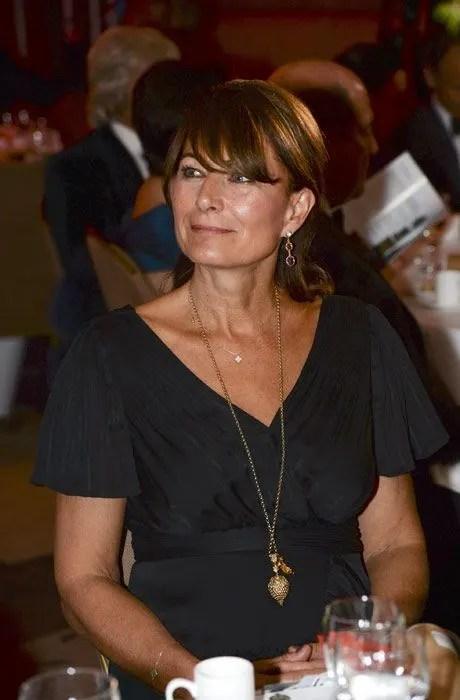 Carole Middleton On Elegant Form At Fundraising Gala