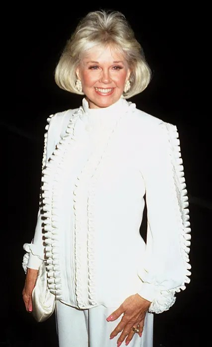 Doris Day Discovers She Is Two Years Older Than She