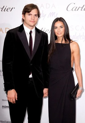 Ashton Kutcher reveals He Didn't eat for a week after divorce from Demi moore