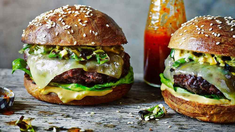 Chilli-Burger