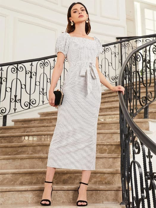 shein-polka-dress