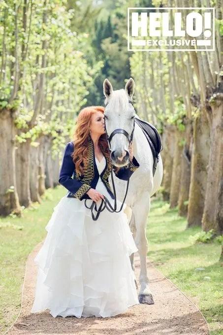 Sarah Ferguson wedding dress