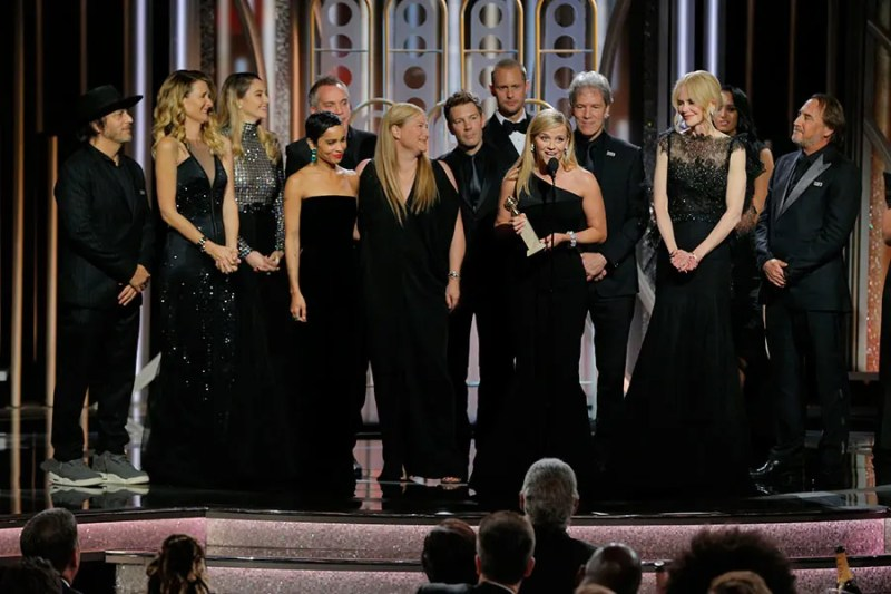 Reese Witherspoon Big Little Lies 2018 Golden Globes