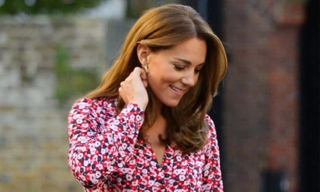 kate middleton's autumn hair makeover revealed - and it's