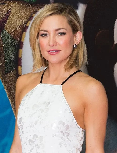 Kate Hudson Reveals Why She Had To Cut Her Hair Into A Bob