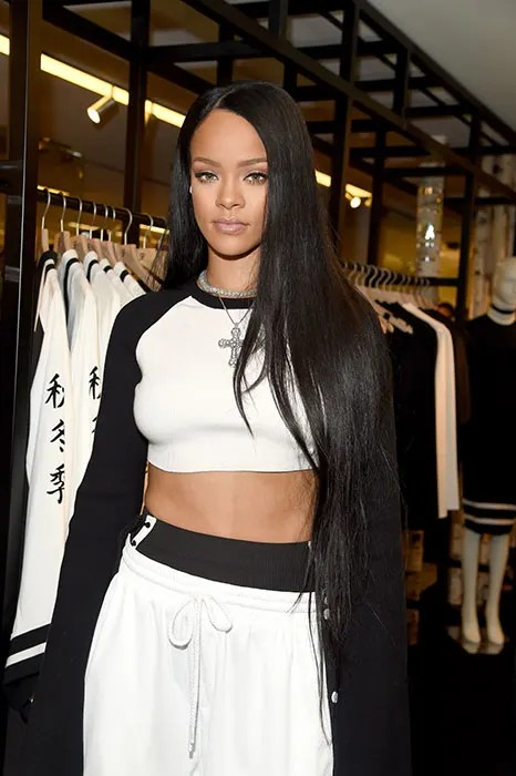 Rihanna Unveils Waist Length Dreadlocks On Instagram
