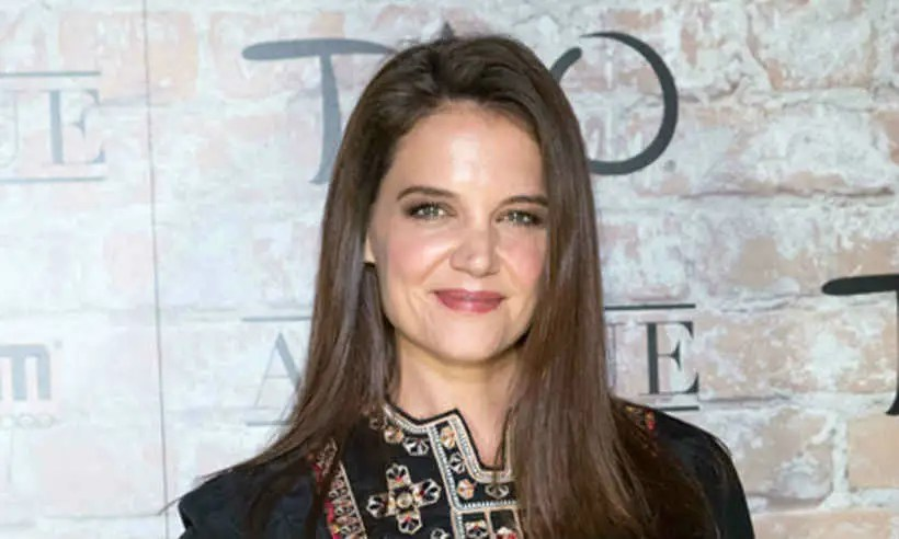 Katie Holmes Reveals New Big Hairstyle Following Salon Visit