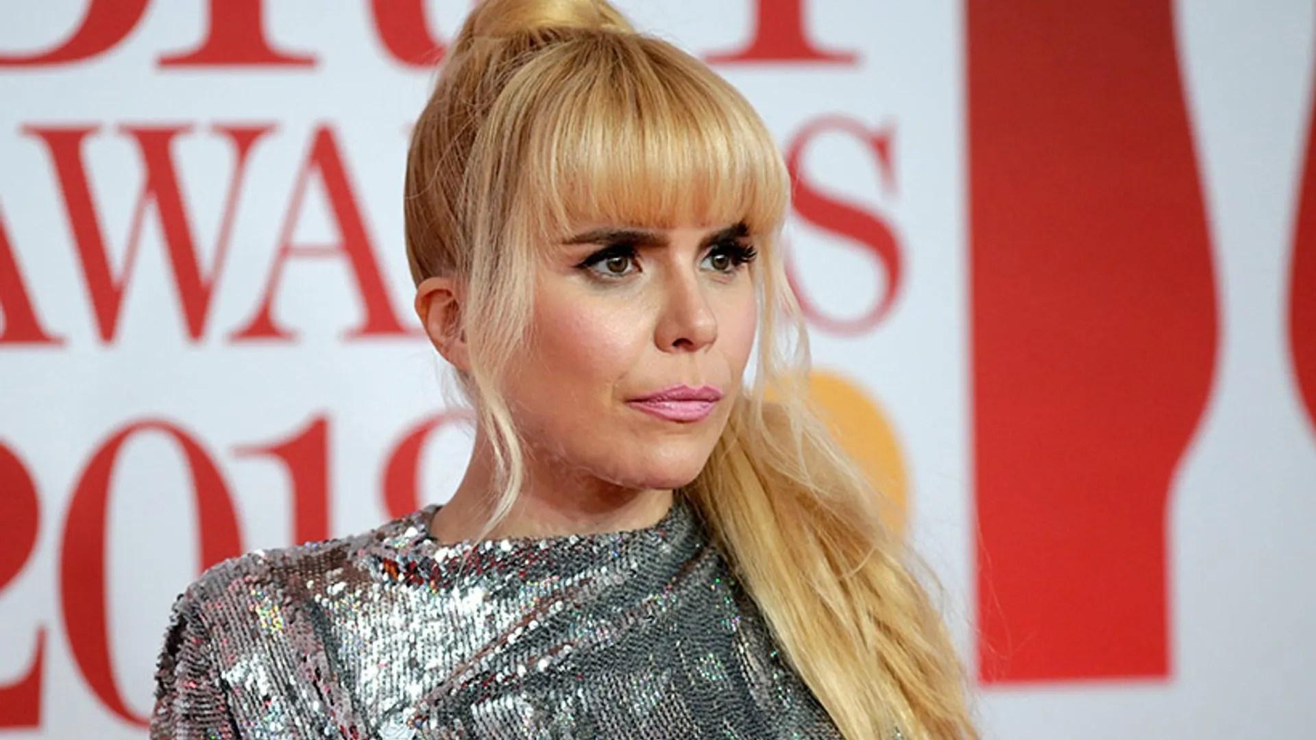 Paloma Faiths New Blonde Hair Transformation Is So Dramatic