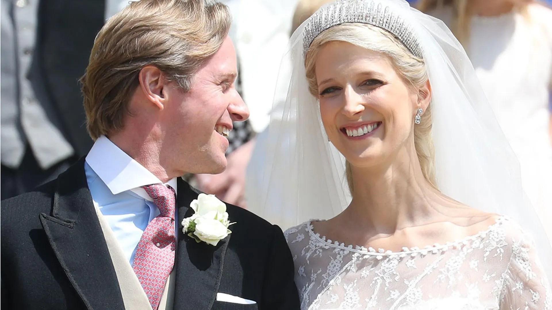 Lady Gabriella Windsors Wedding Hair Was A Fabulous Surprise