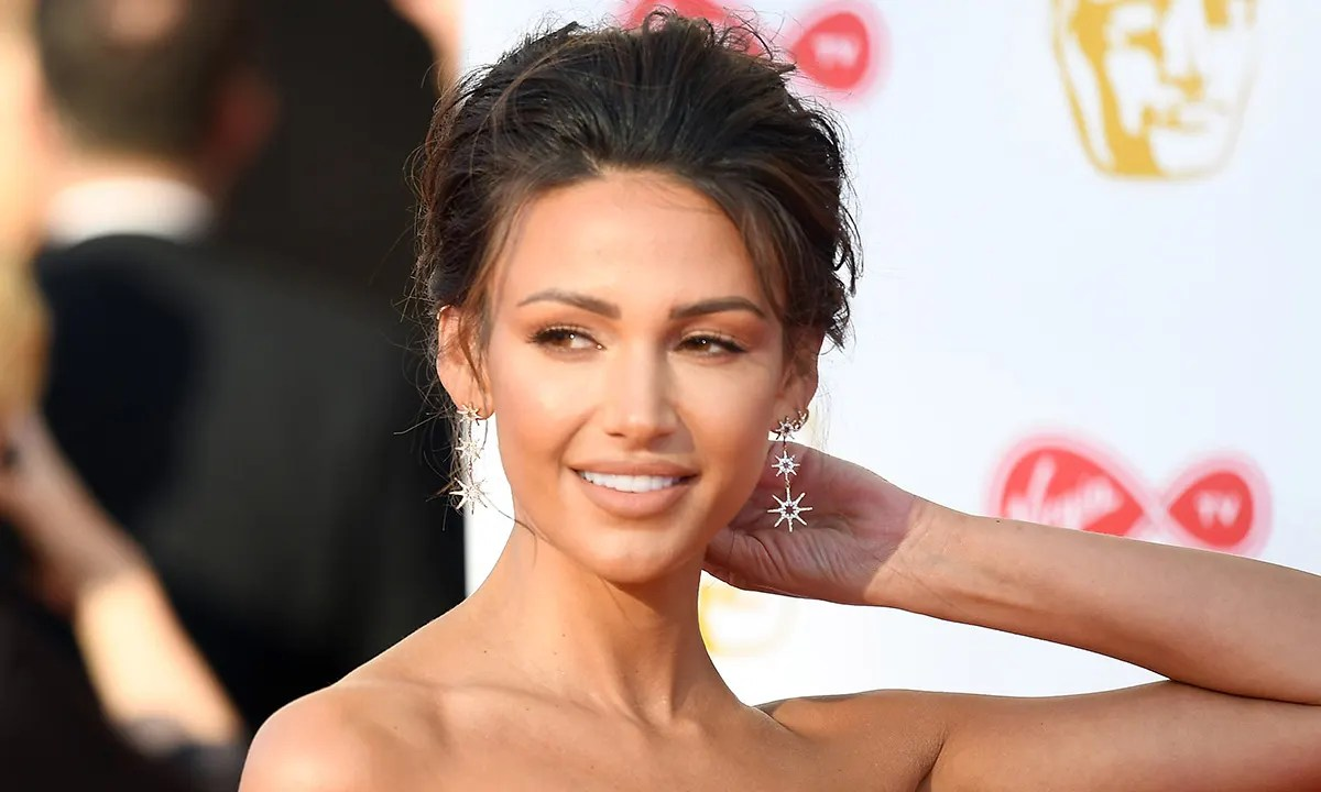 Michelle Keegan's no makeup face will blow your mind