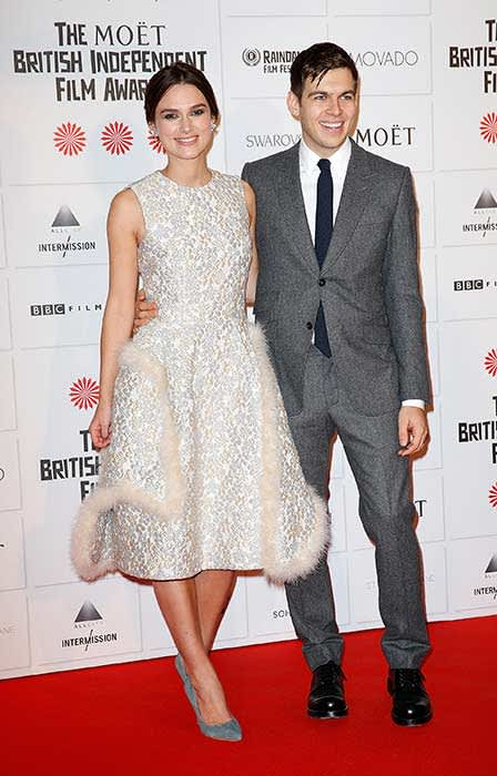 Keira Knightley Expecting First Child