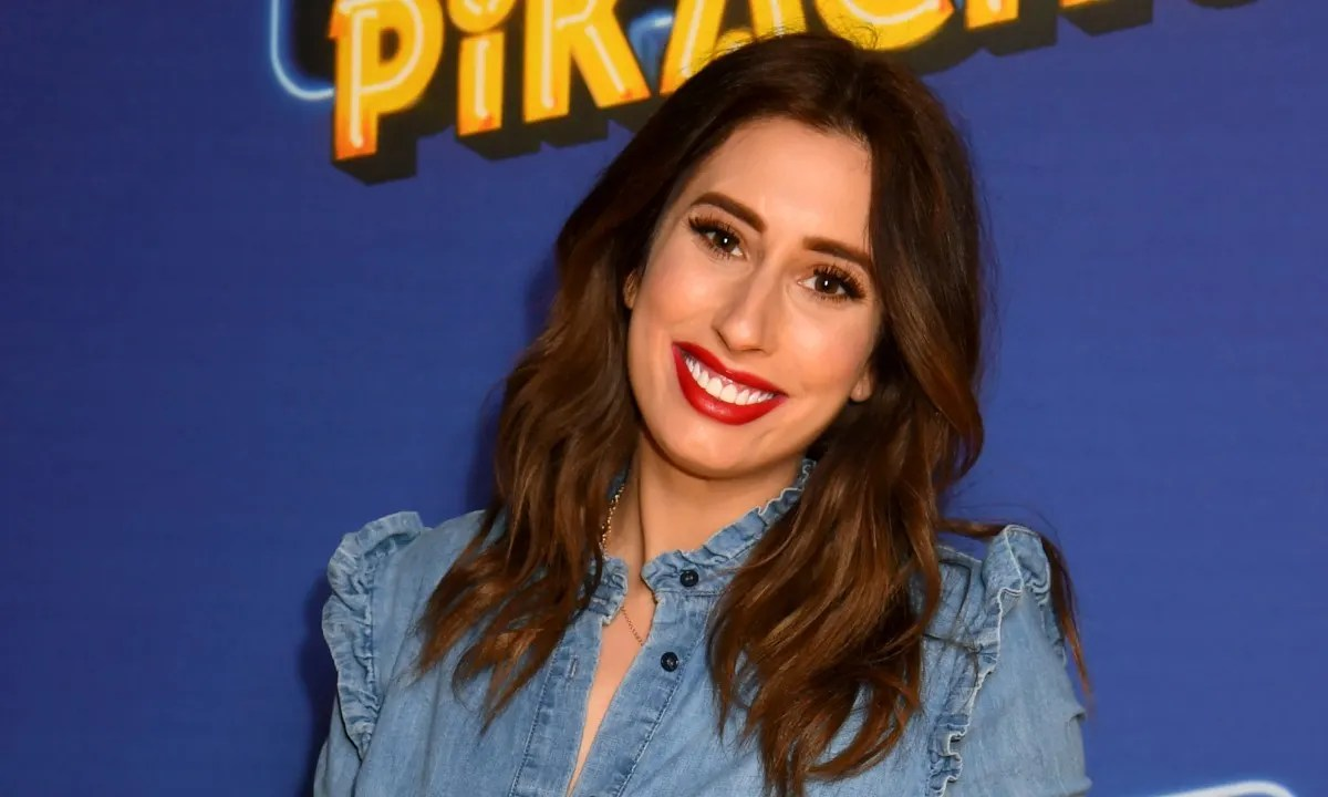 Stacey Solomon shares new photo of baby Rex in a bowtie – and he looks so sweet