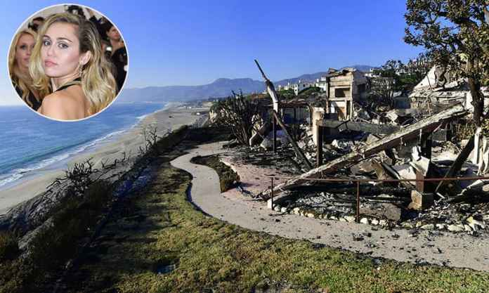 Miley Cyrus, Gerard Butler and more stars lose homes to devastating Malibu  wildfires: see photos   HELLO!