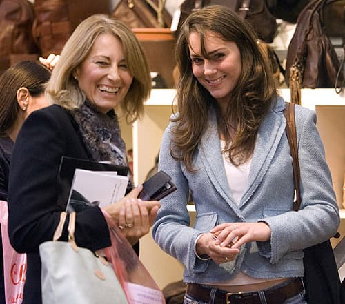 Kate Middleton And Family Pay Future Father In Law Full