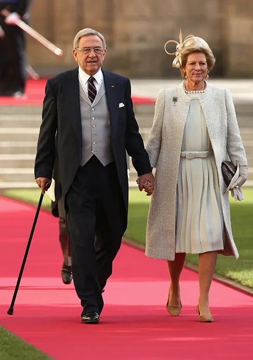 The Greek Royals King Constantine II And Queen Anne Marie